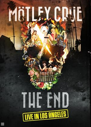 Rent Motley Crue: The End (aka Mötley Crüe: The End - Live in Los Angeles) Online DVD & Blu-ray Rental