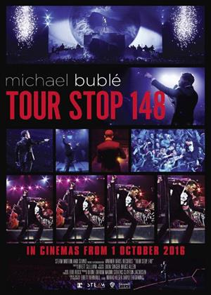 Rent Michael Bublé: Tour Stop 148 Online DVD Rental