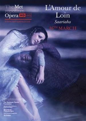Rent L'Amour De Loin: Metropolitan Opera (Susanna Mälkki) Online DVD & Blu-ray Rental