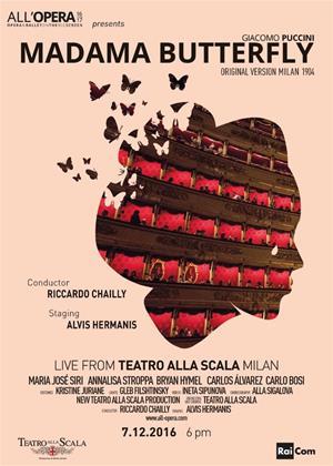 Rent Madama Butterfly: Teatro Alla Scala (Riccardo Chailly) Online DVD Rental