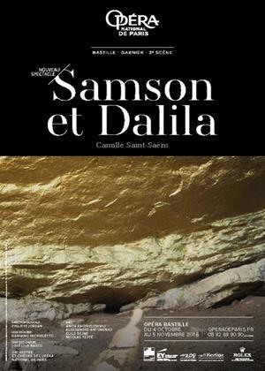 Rent Samson and Delilah: Opera De Paris (Philippe Jordan) (aka Samson Et Dalila: Opera De Paris (Jordan)) Online DVD & Blu-ray Rental