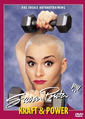 Rent Susan Powter: Building Strength Online DVD Rental
