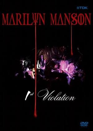 Rent Marilyn Manson and the Spooky Kids: First Violation Online DVD Rental