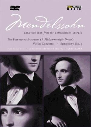 Rent Felix Mendelssohn: Gala Concert Online DVD & Blu-ray Rental