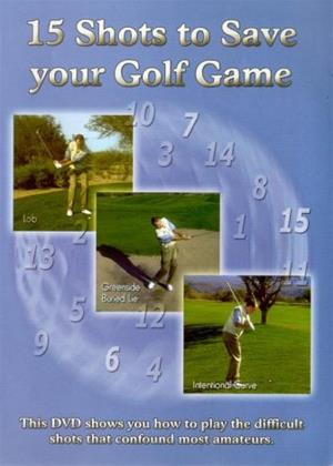 Rent 15 Shots to Save Your Golf Game Online DVD Rental