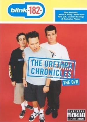 Rent Blink 182: The Urethra Chronicles Online DVD Rental