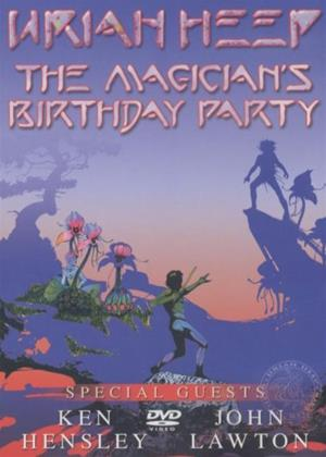 Rent Uriah Heep: The Magician's Birthday Party Online DVD Rental