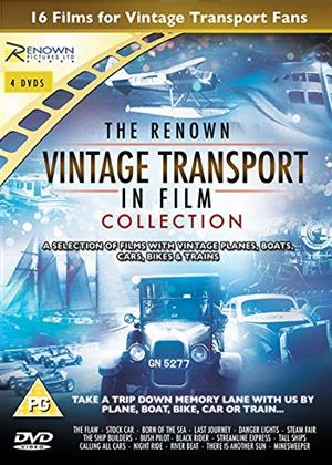 Rent The Renown Vintage Transport in Film Collection Online DVD Rental