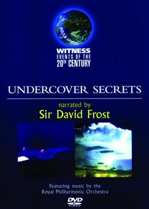 Rent Witness Events of the 20th Century: Undercover Secrets Online DVD Rental