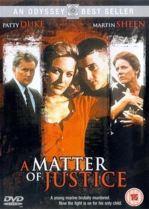Rent A Matter of Justice (aka Final Justice) Online DVD Rental
