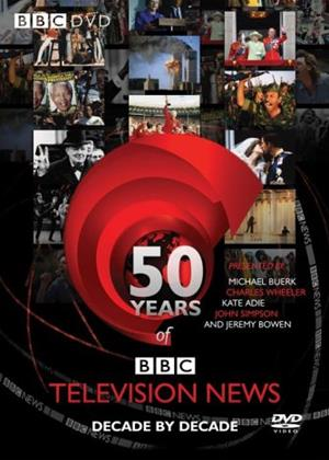 Rent 50 Years of BBC News Online DVD Rental