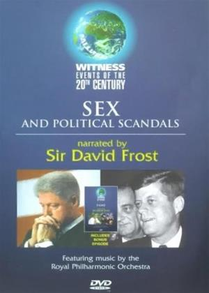 Rent Witness Events of the 20th Century: Sex and Political Scandals Online DVD Rental