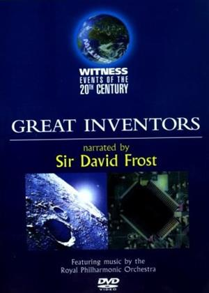 Rent Witness Events of the 20th Century: Great Inventors Online DVD Rental