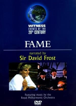 Rent Witness Events of the 20th Century: Fame Online DVD Rental