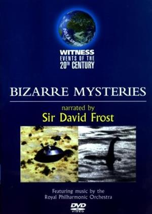 Rent Witness Events of the 20th Century: Bizarre Mysteries Online DVD Rental