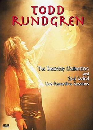 Rent Todd Rundgren (aka The Desktop Collection / 2nd Wind Live Recording) Online DVD Rental