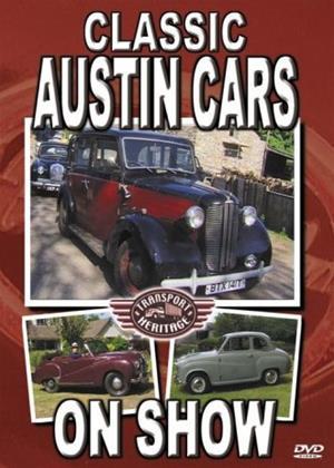 Rent Classic Austin Cars Online DVD & Blu-ray Rental