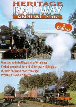 Rent Heritage Railway Annual 2002 Online DVD Rental
