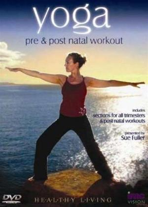 Rent Yoga: Pre and Post Natal Workout Online DVD Rental