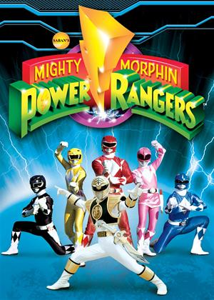 Rent Mighty Morphin Power Rangers Online DVD & Blu-ray Rental