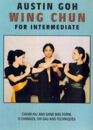 Rent Austin Goh: Wing Chun for Intermediate Online DVD Rental