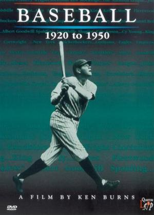 Rent Baseball 1920-1950 Online DVD Rental