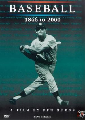 Baseball 1846-2000 Online DVD Rental