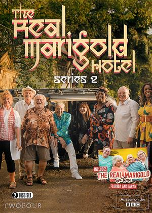 Rent The Real Marigold Hotel: Series 2 Online DVD Rental