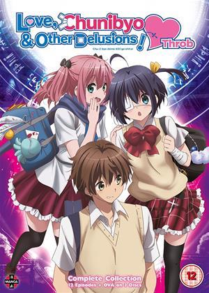 Rent Love, Chunibyo and Other Delusions: Series 2 (aka Chuunibyou demo koi ga shitai!) Online DVD Rental