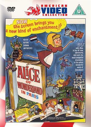 Rent Alice of Wonderland in Paris Online DVD Rental