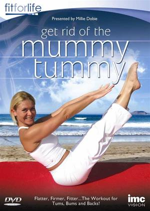 Rent Get Rid of the Mummy Tummy Online DVD Rental