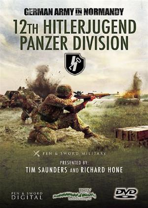 Rent German Army in Normandy: 12th Hitlerjugend Panzer Division Online DVD Rental