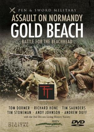 Rent Assault on Normandy: Gold Beach: Battle for the Beachhead Online DVD Rental