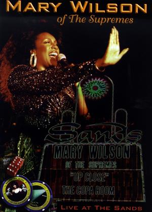 Rent Mary Wilson: Of The Supremes: Up Close: The Copa Room Online DVD Rental