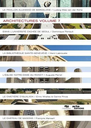 Rent Architectures: Vol.7 Online DVD Rental