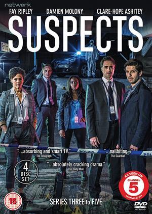 Rent Suspects: Series 4 Online DVD Rental