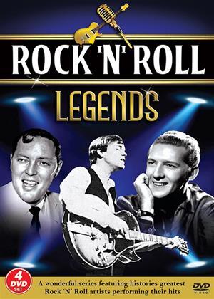 Rent Rock 'N' Roll Legends Online DVD Rental