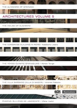 Rent Architectures: Vol.5 Online DVD Rental