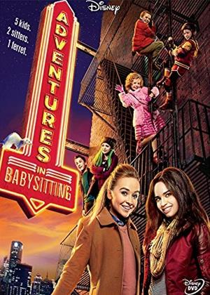 Rent Adventures in Babysitting (aka Further Adventures in Babysitting) Online DVD & Blu-ray Rental