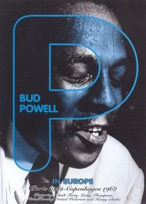 Rent Bud Powell: In Europe: Paris 1959, Copenhagen 1962 Online DVD Rental