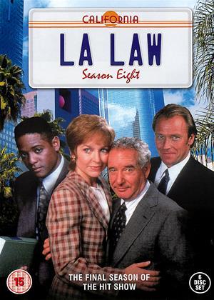 Rent L.A. Law: Series 8 Online DVD & Blu-ray Rental