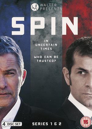 Rent Spin: Series 1 (aka Les hommes de l'ombre) Online DVD Rental