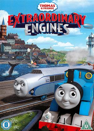 Rent Thomas the Tank Engine and Friends: Extraordinary Engines Online DVD & Blu-ray Rental