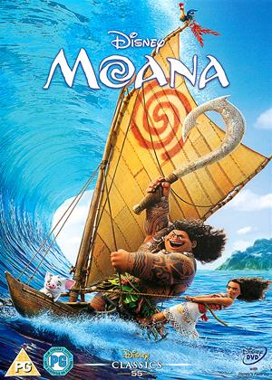 Rent Moana Online DVD Rental