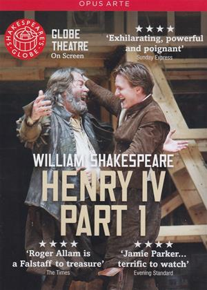 Rent Shakespeare's Globe: Henry IV: Part 1 Online DVD Rental