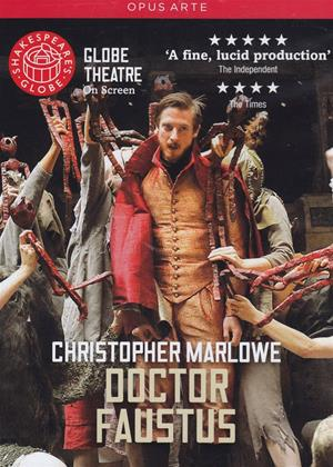 Rent Shakespeare's Globe: Doctor Faustus Online DVD Rental