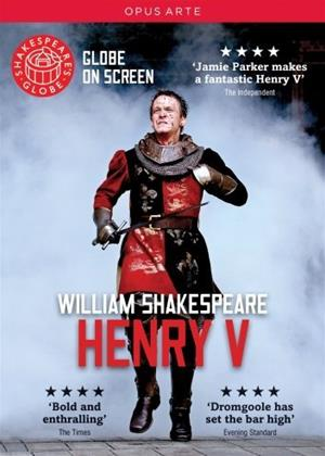 Rent Shakespeare's Globe: Henry V Online DVD Rental