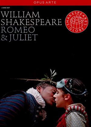 Rent Shakespeare's Globe: Romeo and Juliet Online DVD Rental