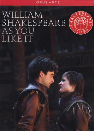 Rent Shakespeare's Globe: As You Like It Online DVD Rental