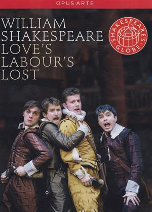 Rent Shakespeare's Globe: Love's Labour's Lost Online DVD Rental